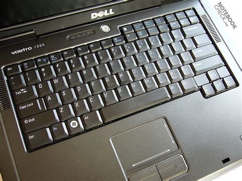 Review Dell Vostro 1000 Notebook - NotebookCheck