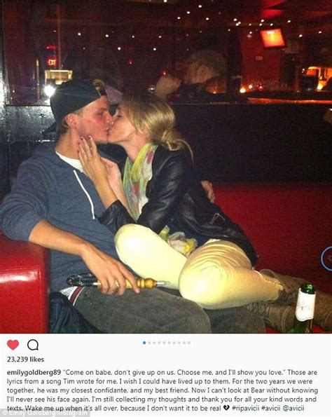 Avicii's Ex-Girlfriend Opens Up About His Death