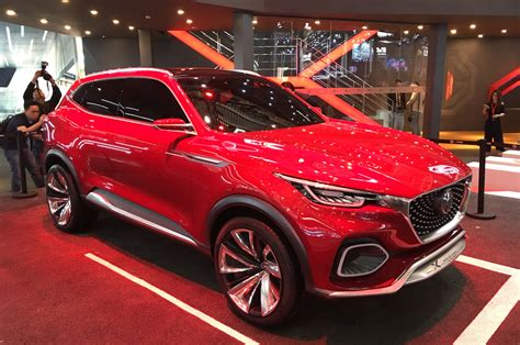 New MG X-Motion concept previews 2019 production SUV | Autocar