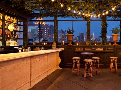 Rooftop Hotel Bars with Incredible Views - Condé Nast Traveler