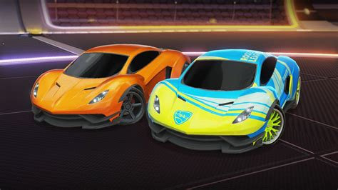 The Endo is the best looking car body yet imo : RocketLeague