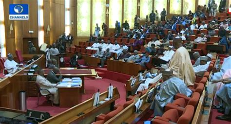 Senate Continues Screening Of Ministerial Nominees (Day 2