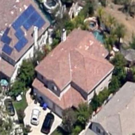 George Lynch's House in Castaic, CA (Google Maps)