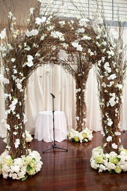 Anyone have any ideas on how to make a twig arch/arbor?