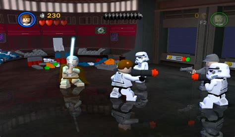 Lego Star Wars 2 - Game On Party