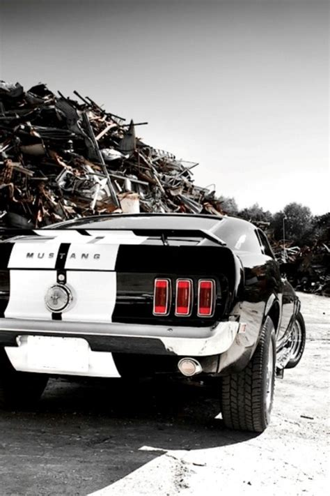 35 Classic 1965 Mustang Wallpapers – The WoW Style