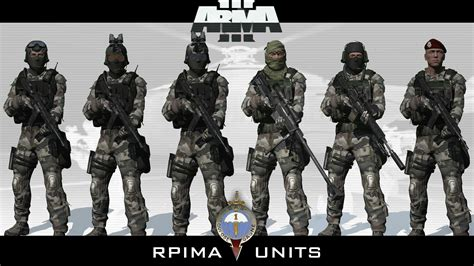 French Intervention Forces [BETA] - Units - Armaholic
